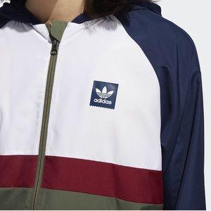 Adidas Blackbird windbreaker